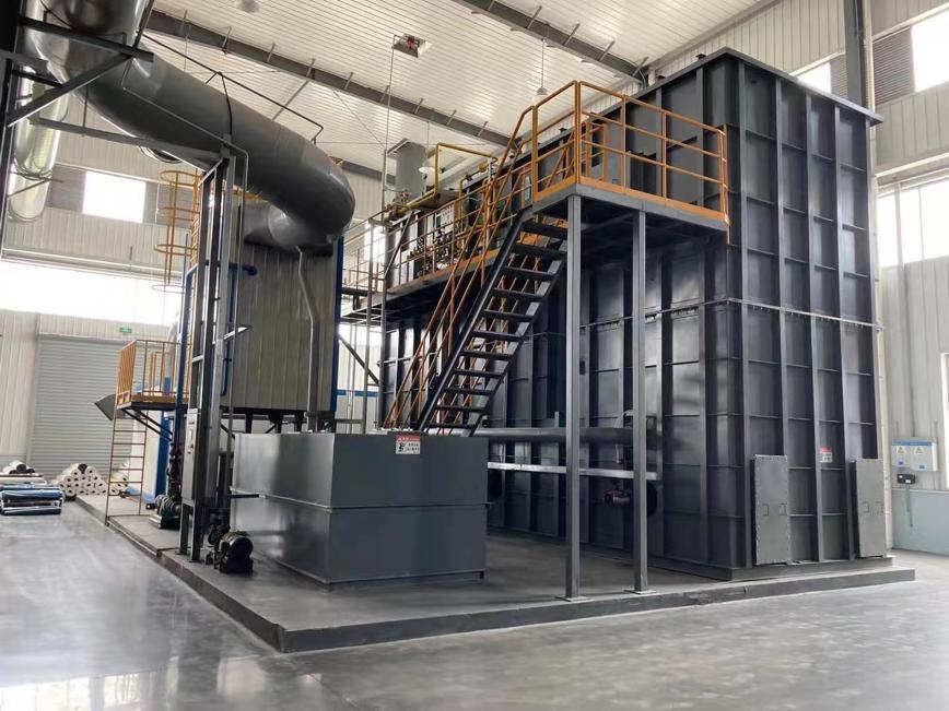 <b>30000风量RTO废气处理项目-中油佳汇公司</b>